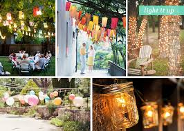 Outside Lighting Ideas For Parties Looking To Up Your Outdoor Party Game Check Out These Ideas Make Backyard Go Outside Lighting For Parties