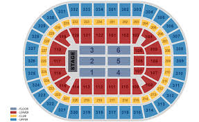 United Center Map With Seat Numbers Patriot Center Seating