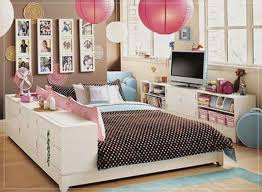 Bedrooms For Teenage Girls Unmade Bed Side View Twin Bed Side View