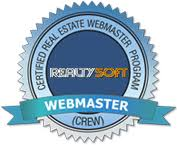 com real estate webmaster program certified real estate webmaster program