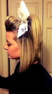 1000 ideas about cheerleader hairstyles on cheer ponyl cheerleading makeup and hairstyle ideas