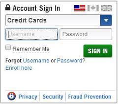 Capital One Credit Card Login Login Problems