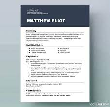 A microsoft word resume template is a tool which is 100% free to download and edit. Resume Templates Examples Free Word Doc