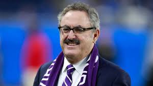 Vikings owner Zygi Wilf: 'We're at the top of the game'