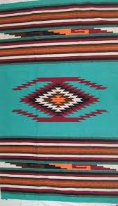 santa fe rugs and blankets