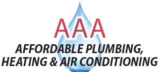 aaa affordable plumbing heating air conditioning