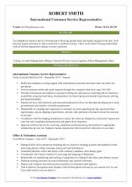 Resume Summary Examples For Customer Service Extraordinary Customer Service Resume Samples Examples And Tips