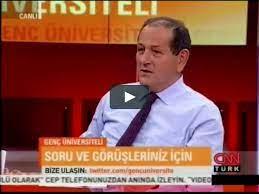 Prof. Dr. Yusuf Tuna, Ticaret Üniversitesi'ni Anlatıyor - CNN TÜRK on Vimeo