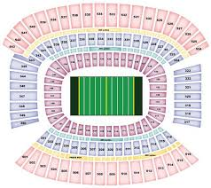 Cleveland Browns Stadium Seating Chart View Cleveland Browns Seating Chart Brownsseatingchart
