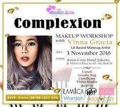 vinnagracia makeupwork makeupworkjakarta makeupworkindonesia belajarmakeup kursusmakeup