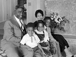 Image result for 1962, Jackie Robinson becomes the first African American