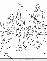 Jesus Easter Coloring Pages Fresh Free Jesus Coloring Pages Free