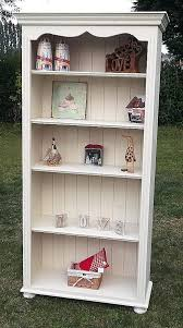 shabby chic shelves white shabby chic shelves beautiful tall solid pine painted bookcase high resolution wallpaper
