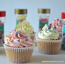 Cupcake Kitchen Decorations Vanilla Cupcakes Plus Dr Oetker Cake Decorations Review Julies