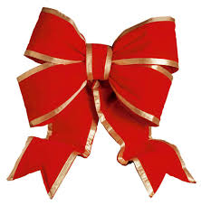 Christmas Red Bow | Free Download Clip Art | Free Clip Art | on ...