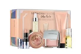 glow for it is a stunning sephora favorites holiday gift set for 2016