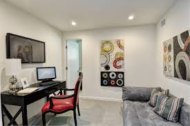 futon office. bright convertible couch in modern los angeles with office wall next to best computer desk setup alongside conversation sofa and futon