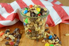 trail mix without nuts. Contemporary Without Monster Trail Mix Is An Easy Trail Mix Of Nuts Mu0026Ms Raisins And Chips With Without Nuts B