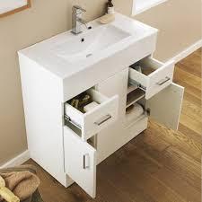 turin freestanding vanity unit