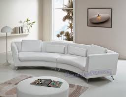 Sofa Curved: Curved Sofa For Bay Window With Sofas For Bay Window (Image 13