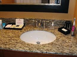 cozy undermount bathroom sinks for granite countertops astonishing design bathroom sinks with granite installing undermount bathroom