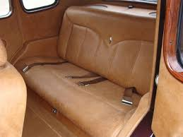 leather seat covers mustang interior
