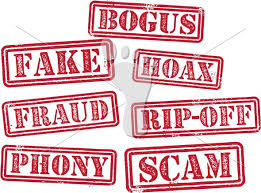 Free Stamps Fraud Stompstock Scam Rubber Bogus - Royalty Stock Vector Fake Hoax