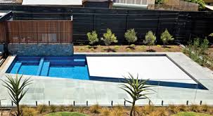 automatic pool covers for odd shaped pools. Swimroll Is Customized To Fit A Variety Of Pool Shapes Automatic Covers For Odd Shaped Pools