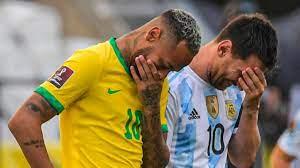 Son dakika! Brezilya-Arjantin karşılaşmasında olaylar! Yarıda kaldı