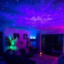 Starry Night Projector in 2021 | Galaxy lights, Star projector, Led  lighting bedroom