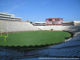 Doak Campbell Seating Chart Rows Doak Campbell Stadium 2019 Seating Chart