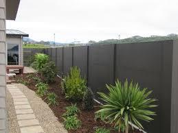 Small Picture Best 25 Concrete fence panels ideas on Pinterest Fence design