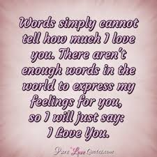 I Love You Quotes Adorable I Love You Quotes PureLoveQuotes