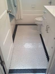 floor tile borders. White Octagon Floor Tile With Black Border Borders A