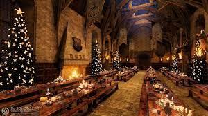 Hogwarts Christmas Wallpapers on ...