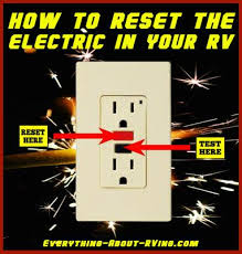 i shorted out the electrical system on my travel trailer help