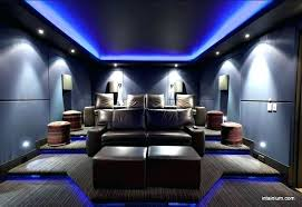 home theater lighting ideas. Rope Lighting Ideas Theater Room Home Design With Goodly Led Light
