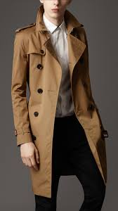 burberry london mens cotton twill trench coat 5