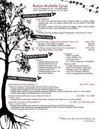 Resume Designs Resume Graphic Designer Resume Samples