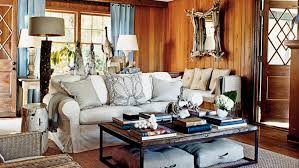This Homeowner Filled Her Living Room With Unexpected Treasures, Like Wood  And Building Fragments,