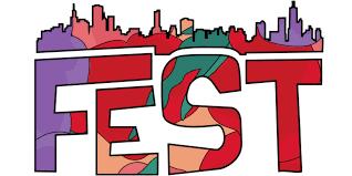 depaul fest logo