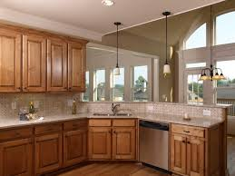 Maple Colored Kitchen Cabinets Kitchen Colors Maple Cabinets Quicuacom