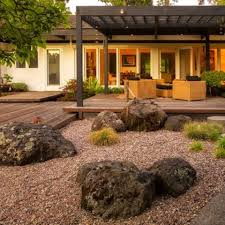 japanese patio furniture. 18 Charming Japanese-Inspired Front Yard Designs : Awesome Japanese  Inspired With Patio Japanese Patio Furniture D