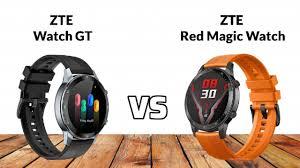 ZTE Watch GT VS ZTE Red Magic Watch ...