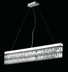 rectangular crystal chandelier modern crystal linear crystal rectangular crystal chandelier uk