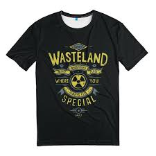 "Мужская <b>футболка</b> 3D ""<b>Come</b> to Wasteland"" (1129861) – купить в ..."