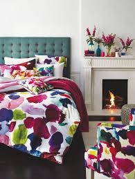 founded in 2009 by designer fiona douglas scottish company bluebellgray s hand painted textiles are duvet cover