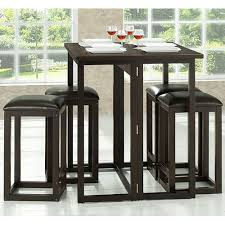 Industrial Pub Table Sets Small Bar Table For Kitchen Table And Stools Little Space Narrow