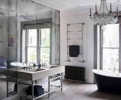 Sensational Mirrored Wall Bathroom Should You Place A Mirror