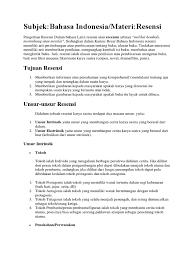 Resume buku non fiksi